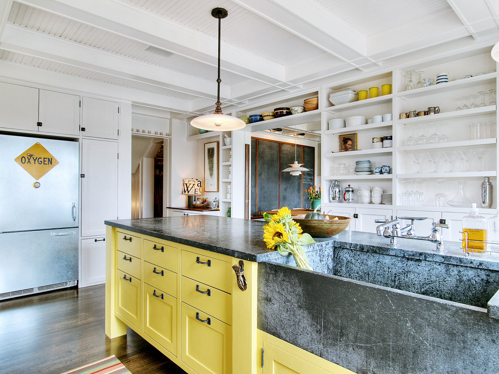 990x742px Lovely  Shabby Chic Cabinets For Kitchen Island Picture Ideas Picture in Kitchen