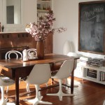 Charming  Shabby Chic Wood Dining Room Table Sets Ideas , Lovely  Contemporary Wood Dining Room Table Sets Image In Dining Room Category