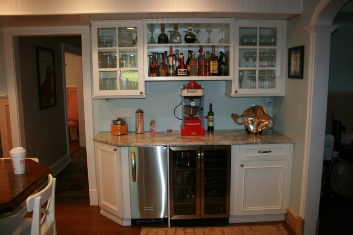 Kitchen , Gorgeous  Traditional Cabinets Unfinished Ideas : Charming  Traditional Cabinets Unfinished Inspiration