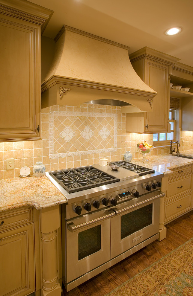 Charming traditional dream kitchen appliances inspiration for Traditional kitchen appliances