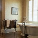 Charming  Traditional Small Bathroom Towel Rack Ideas Image , Charming  Eclectic Small Bathroom Towel Rack Ideas Picute In Bathroom Category