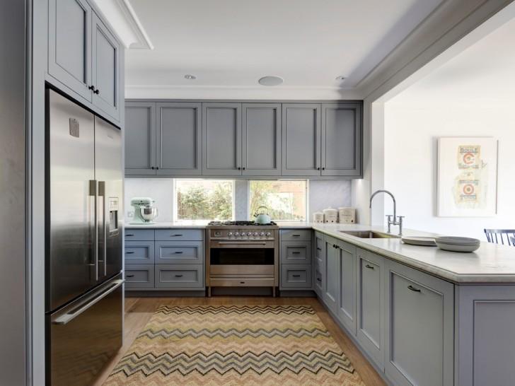 Kitchen , Wonderful  Transitional Kitchen Cupboards Designs Photo Inspirations : Charming  Transitional Kitchen Cupboards Designs Image