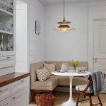Charming  Transitional Upholstered Kitchen Nooks Image Ideas , Beautiful  Contemporary Upholstered Kitchen Nooks Inspiration In Dining Room Category