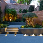 Contemporary Fenced Garden Designs , Traditional Fenced Garden Designs In Landscape Category