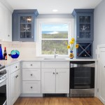 Cool  Beach Style Small Kitchen Rack Photos , Lovely  Eclectic Small Kitchen Rack Photo Ideas In Kitchen Category