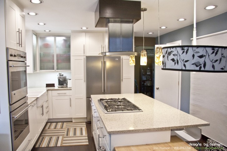Kitchen , Wonderful  Contemporary Cabinets Ikea Kitchen Picture Ideas : Cool  Contemporary Cabinets Ikea Kitchen Picture