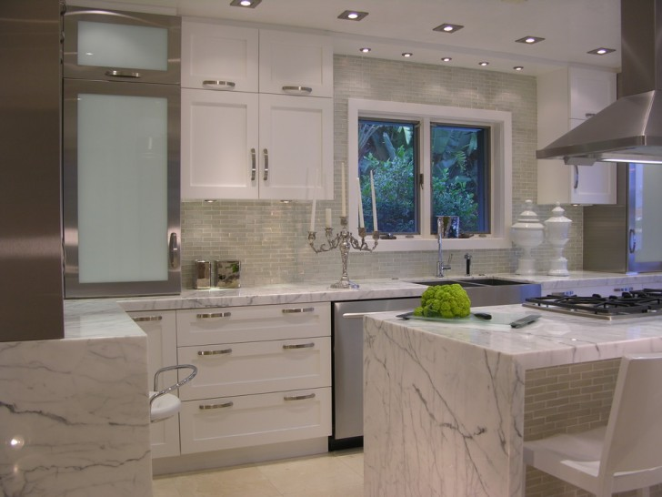 Kitchen , Wonderful  Contemporary Cabinets Usa Picture Ideas : Cool  Contemporary Cabinets Usa Photo Ideas