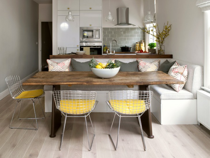 Dining Room , Lovely  Contemporary Chairs For Kitchen Photos : Cool  Contemporary Chairs for Kitchen Photo Inspirations