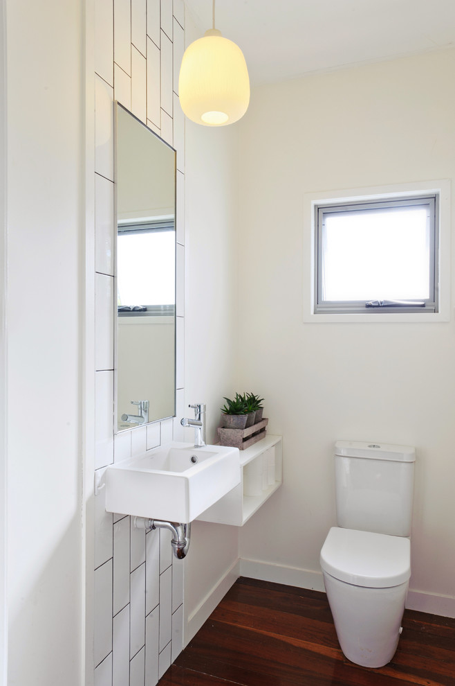 Powder Room , Beautiful  Contemporary Decorating Ideas For Small Bathrooms In Apartments Photo Inspirations : Cool  Contemporary Decorating Ideas for Small Bathrooms in Apartments Image Ideas