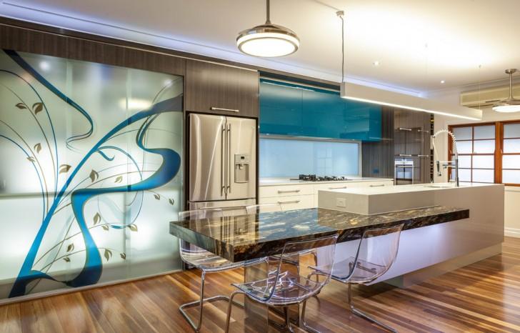 Kitchen , Wonderful  Contemporary Granite Countertop Sealers Picture : Cool  Contemporary Granite Countertop Sealers Inspiration