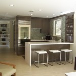 Cool  Contemporary Kitchen Bars with Storage Image , Lovely  Contemporary Kitchen Bars With Storage Image Ideas In Kitchen Category