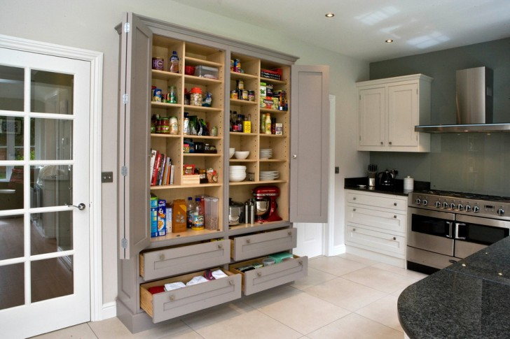 Kitchen , Stunning  Contemporary Kitchen Cupboards Online Photos : Cool  Contemporary Kitchen Cupboards Online Picture
