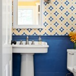 Cool  Contemporary Pedestal Sink for Small Bathroom Photos , Lovely  Traditional Pedestal Sink For Small Bathroom Photo Inspirations In Powder Room Category