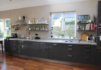 990x660px Charming  Contemporary Pictures Of Ikea Kitchens Installed Photos Picture in Kitchen