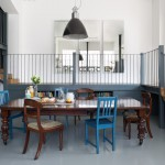 Cool  Eclectic Dining Table and Chair Inspiration , Lovely  Eclectic Dining Table And Chair Image Inspiration In Dining Room Category
