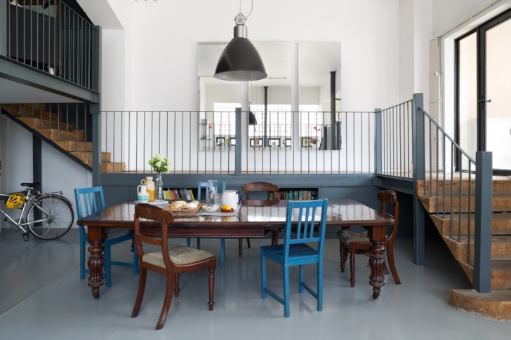 Dining Room , Lovely  Eclectic Dining Table And Chair Image Inspiration : Cool  Eclectic Dining Table and Chair Inspiration