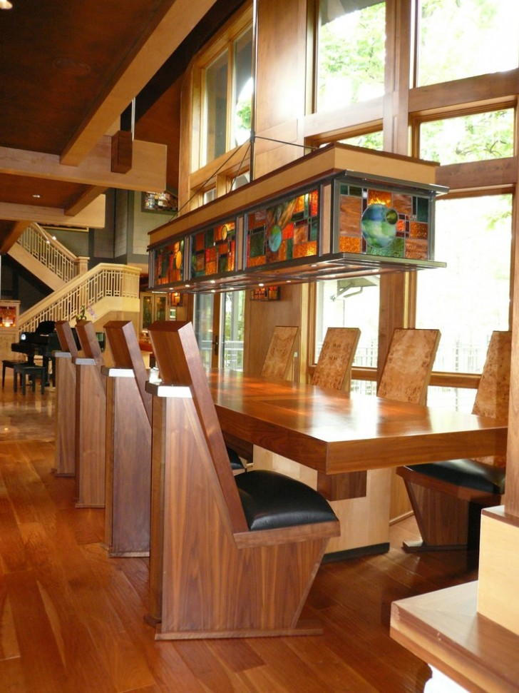 Dining Room , Gorgeous  Eclectic Dinning Room Table And Chairs Ideas : Cool  Eclectic Dinning Room Table and Chairs Ideas