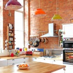 Cool  Eclectic Kitchen Wall Storage Ideas Photo Ideas , Breathtaking  Traditional Kitchen Wall Storage Ideas Image Inspiration In Kitchen Category