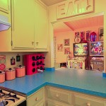 Cool  Eclectic Redo Formica Countertops Image Ideas , Cool  Shabby Chic Redo Formica Countertops Photos In Dining Room Category