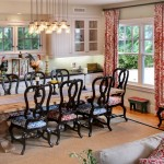 Cool  Farmhouse Kitchen and Dining Room Chairs Ideas , Beautiful  Farmhouse Kitchen And Dining Room Chairs Photo Inspirations In Dining Room Category