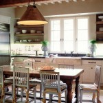 Cool  Farmhouse Tables Kitchen Photo Ideas , Cool  Farmhouse Tables Kitchen Ideas In Kitchen Category