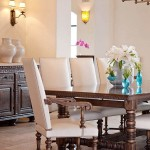 Cool  Mediterranean Dining Room Furniture Styles Image , Lovely  Contemporary Dining Room Furniture Styles Picture Ideas In Living Room Category