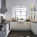 Kitchen , Lovely  Contemporary Ikea Kitchen White Inspiration : Cool  Modern Ikea Kitchen White Inspiration