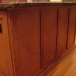 Cool  Modern Kitchen Wainscoting  Image , Lovely  Transitional Kitchen Wainscoting  Ideas In Kitchen Category