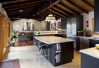 990x660px Stunning  Rustic Kitchen Cabinets Black Image Inspiration Picture in Kitchen