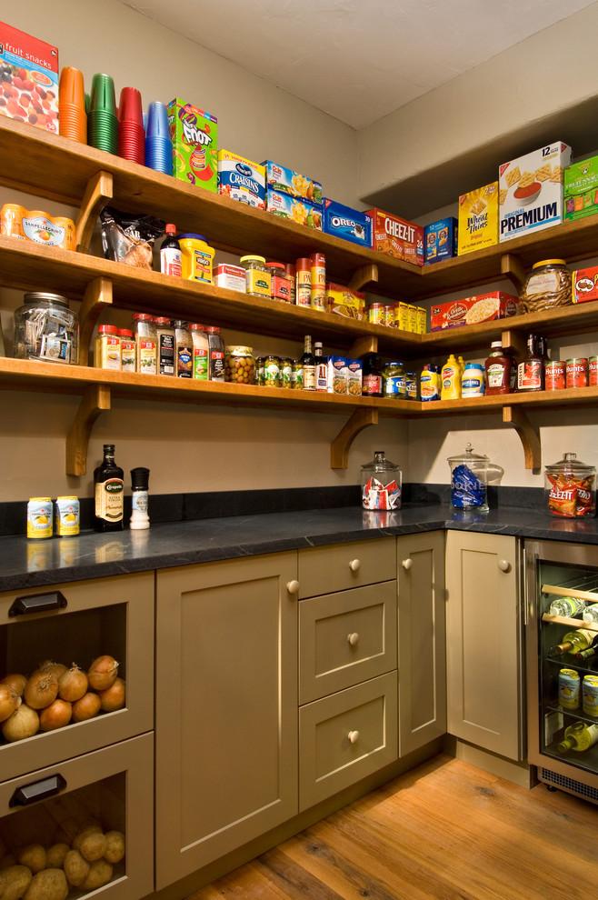 Kitchen , Beautiful  Rustic Stand Alone Pantry Cabinet Photos : Cool  Rustic Stand Alone Pantry Cabinet Image