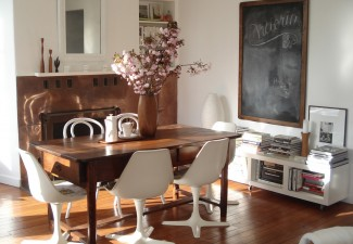 990x708px Cool  Shabby Chic Discount Dining Table Inspiration Picture in Dining Room