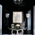 Cool  Traditional Dining Room Tables Black Image , Wonderful  Shabby Chic Dining Room Tables Black Image Inspiration In Dining Room Category
