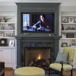 Cool  Traditional Fireplace Surround Design Ideas , Nice  Traditional Fireplace Surround Design Inspiration In Living Room Category