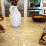 Cool  Traditional Kashmir Gold Granite Countertops Picture , Cool  Traditional Kashmir Gold Granite Countertops Photo Ideas In Kitchen Category