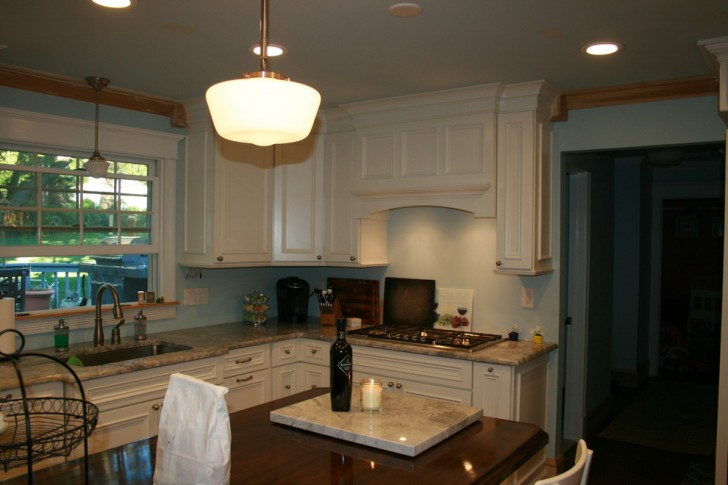 Kitchen , Lovely  Traditional Kitchen Cabinet Unfinished Image : Cool  Traditional Kitchen Cabinet Unfinished Photo Inspirations