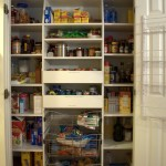 Cool  Traditional Kitchen Storage Closet Image , Breathtaking  Traditional Kitchen Storage Closet Ideas In Closet Category