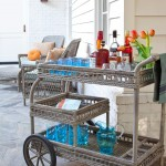 Patio , Lovely  Transitional Outdoor Bar Carts Picture Ideas : Cool  Traditional Outdoor Bar Carts Photo Inspirations
