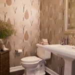 Cool  Traditional Pedestal Sink for Small Bathroom Photos , Lovely  Traditional Pedestal Sink For Small Bathroom Photo Inspirations In Powder Room Category