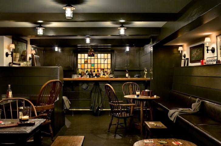 Basement , Charming  Traditional Pub Dinette Set Image Inspiration : Cool  Traditional Pub Dinette Set Ideas