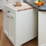 Cool  Traditional Utility Cart Kitchen Picture Ideas , Wonderful  Midcentury Utility Cart Kitchen Image Inspiration In Kitchen Category