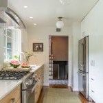 Cool  Transitional Cabinets and Counters Inspiration , Charming  Contemporary Cabinets And Counters Photos In Kitchen Category