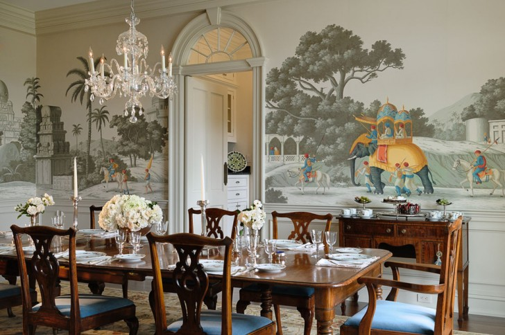 Dining Room , Charming  Victorian Free Dining Room Set Inspiration : Cool  Victorian Free Dining Room Set Picture Ideas