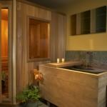Fabulous  Asian Japanese Soaking Tub for Small Bathroom Ideas , Gorgeous  Contemporary Japanese Soaking Tub For Small Bathroom Image In Bathroom Category
