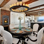 Fabulous  Beach Style Kitchen Table Chair Sets Photo Ideas , Stunning  Traditional Kitchen Table Chair Sets Picture In Kitchen Category