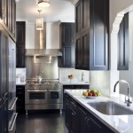 Fabulous  Contemporary Black Kitchens Cabinets Inspiration , Lovely  Contemporary Black Kitchens Cabinets Inspiration In Kitchen Category