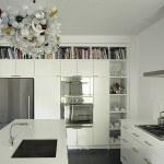 Kitchen , Beautiful  Modern Ikea Kitchen White Cabinets Photo Ideas : Fabulous  Contemporary Ikea Kitchen White Cabinets Picture