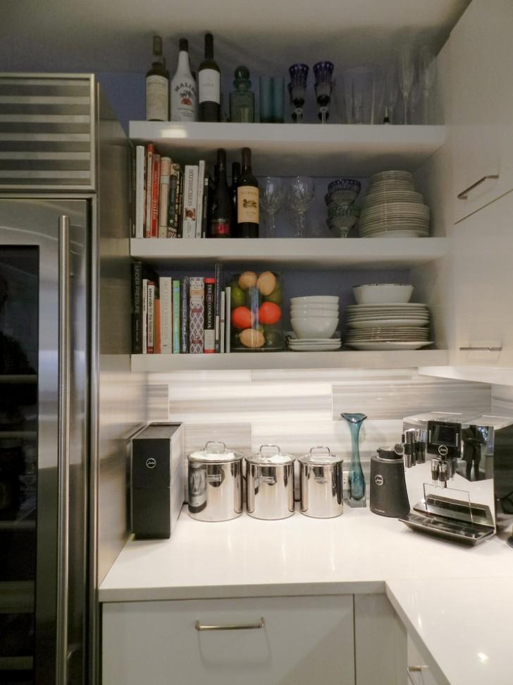 Kitchen , Wonderful  Contemporary Kitchen Cabenets Image : Fabulous  Contemporary Kitchen Cabenets Inspiration