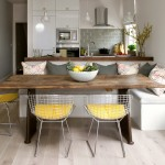 Fabulous  Contemporary Retro Kitchen Tables and Chairs Ideas , Lovely  Shabby Chic Retro Kitchen Tables And Chairs Photo Ideas In Kitchen Category
