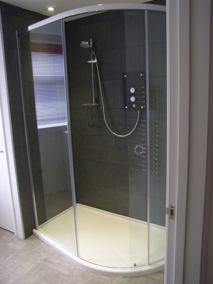 Bathroom , Lovely  Contemporary Shower Units For Small Bathrooms Photo Inspirations : Fabulous  Contemporary Shower Units for Small Bathrooms Photo Ideas