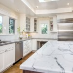 Kitchen , Gorgeous  Contemporary Connemara Marble Countertops Inspiration : Fabulous  Craftsman Connemara Marble Countertops Photo Inspirations